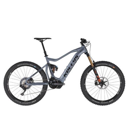 Kellys Theos i90 27,5 Férfi Elektromos Összteleszkópos MTB Kerékpár - 2020