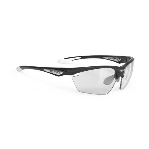 STRATOFLY BLACK-WHITE/IMPACTX2 PHOTOCHROMIC BLACK kerékpáros szemüveg
