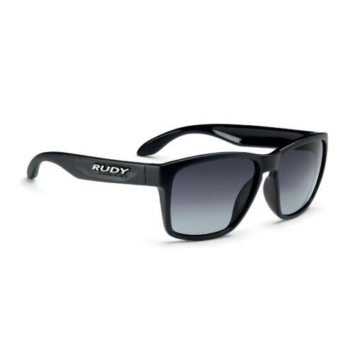 SPINHAWK BLACK/SMOKE BLACK DEG kerékpáros szemüveg
