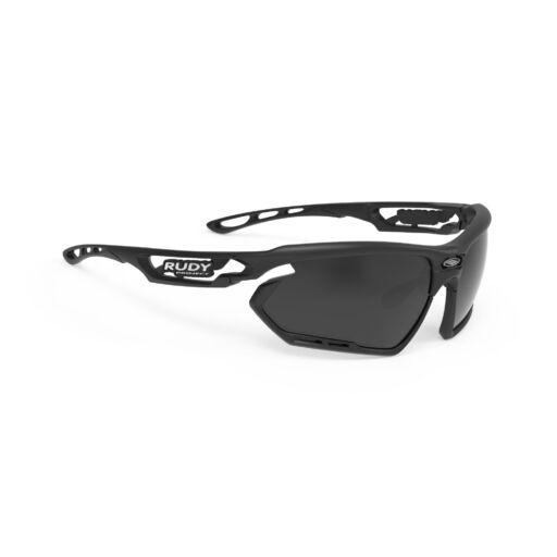 FOTONYK BLACK-BLACK BUMPERS/SMOKE BLACK kerékpáros szemüveg