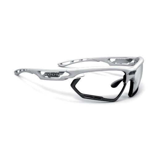 FOTONYK WHITE-BLACK BUMPERS/IMPACTX2 PHOTOCHROMIC BLACK kerékpáros szemüveg