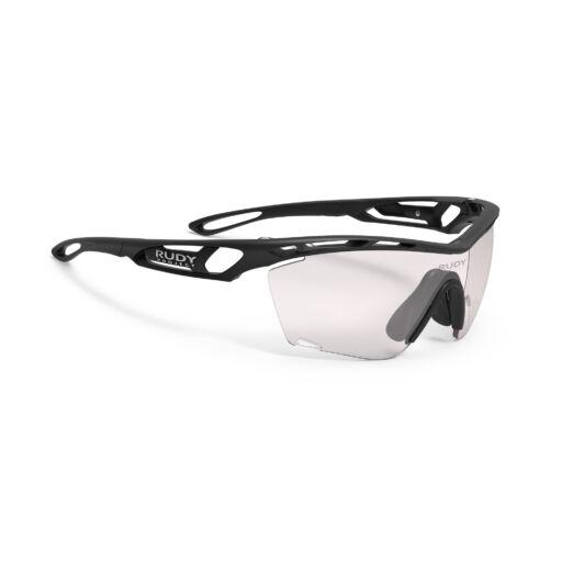 TRALYX SLIM BLACK/IMPACTX2 PHOTOCHROMIC BLACK kerékpáros szemüveg