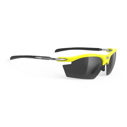 RYDON YELLOW FLUO/SMOKE kerékpáros szemüveg