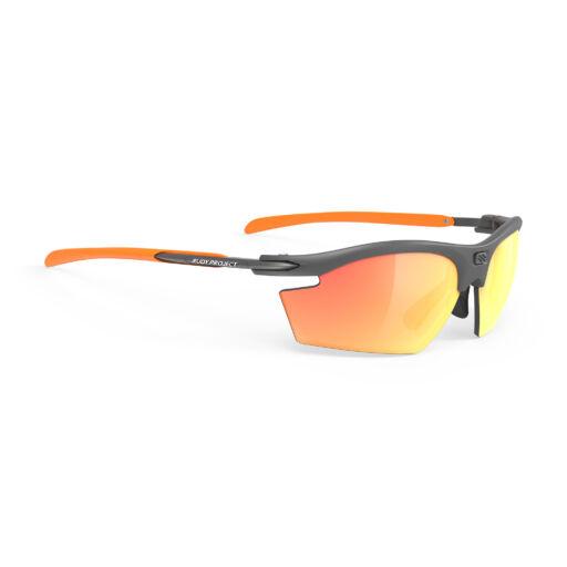 RYDON GRAPHITE/POLAR 3FX HDR MULTILASER ORANGE kerékpáros szemüveg