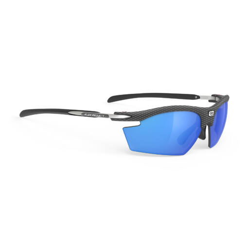 RYDON CARBON/POLAR 3FX HDR MULTILASER BLUE kerékpáros szemüveg