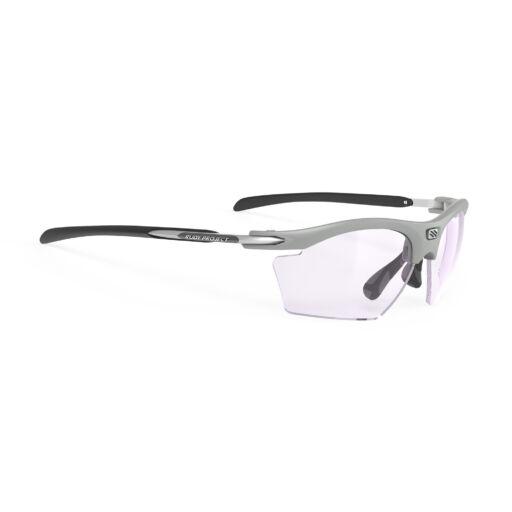 RYDON SLIM LIGHT GREY/IMPACTX2 PHOTOCHROMIC LASER PURPLE kerékpáros szemüveg