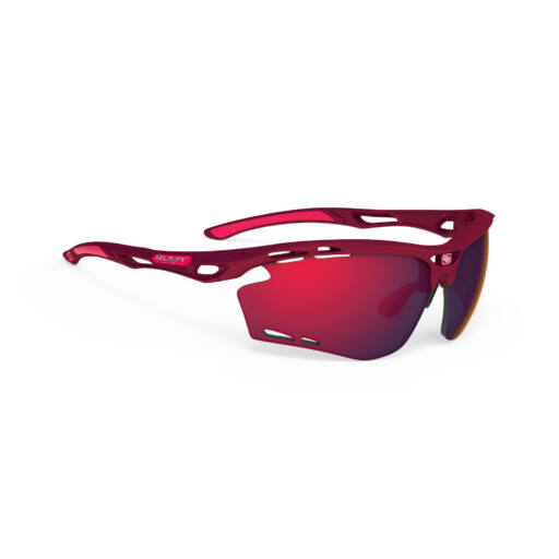 PROPULSE MERLOT/MULTILASER RED kerékpáros szemüveg