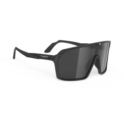SPINSHIELD BLACK/SMOKE kerékpáros szemüveg
