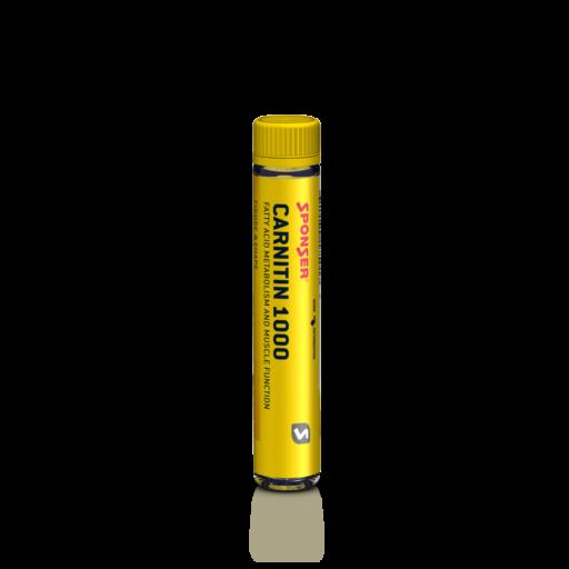 Sponser L-Carnitin 1000, 25ml