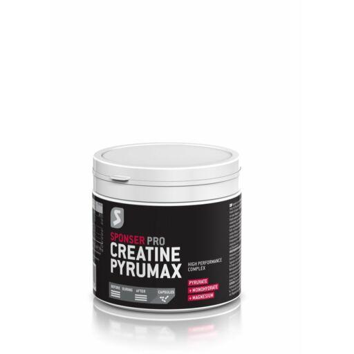 Sponser Creatine Pyrumax kreatin kapszulák, 280db