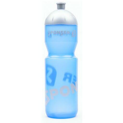 Sponser kulacs (750ml), átlátszó kék