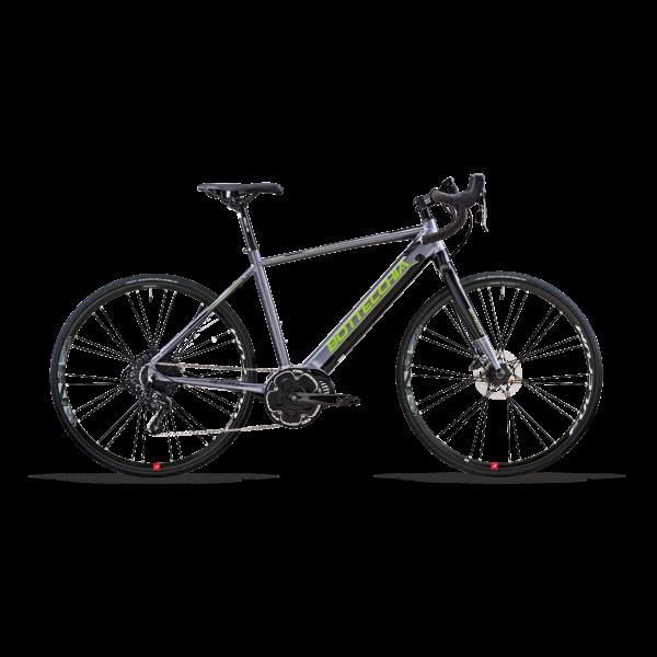 E-GRAVEL Alu ETR3 SRAM APEX DISK 11s  2020 Bottecchia BE85 MERAK GRAVEL Elektromos kerékpár