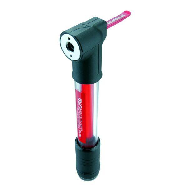 Topeak Pumpa Mini Rocket LED iGlow