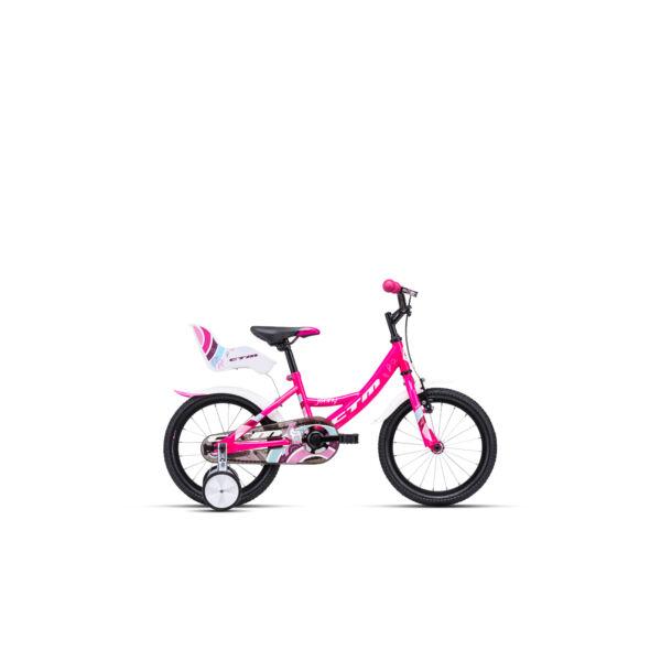 """CTM JENNY 16"""" Gyermek kerékpár - 2020"""