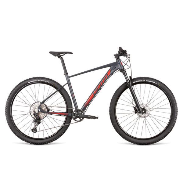 "Dema ENERGY Team 2 dark grey-red 21"" MTB kerékpár"