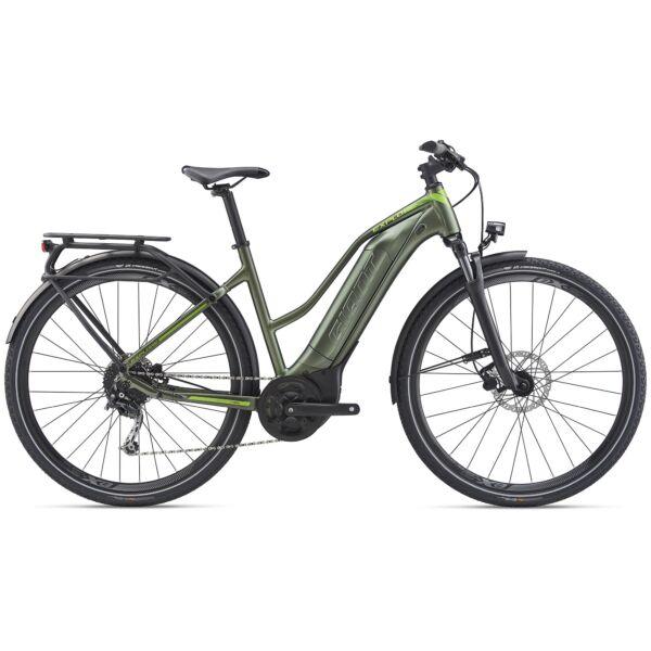 Giant Explore E+ 3 STA 25km/h Férfi elektromos trekking kerékpár