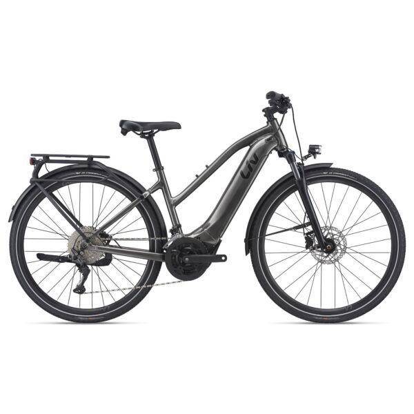 Liv Amiti-E+ 1 25km/h - női, elektromos kerékpár/e-bike   Törökbálint kerékpár üzlet