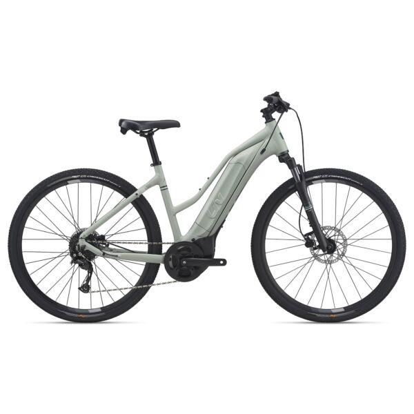 Liv Rove E+ 25km/h - női, elektromos kerékpár/e-bike | Törökbálint kerékpár üzlet