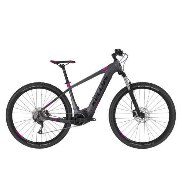 """Kellys Tayen 10 27,5"""" Női Elektromos 504Wh MTB Kerékpár - 2020"""