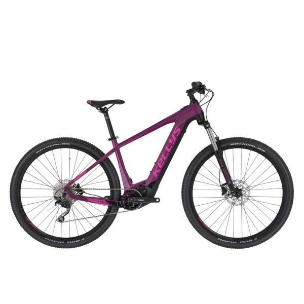 """Kellys Tayen 20 29"""" Női Elektromos 504Wh MTB Kerékpár - 2020"""