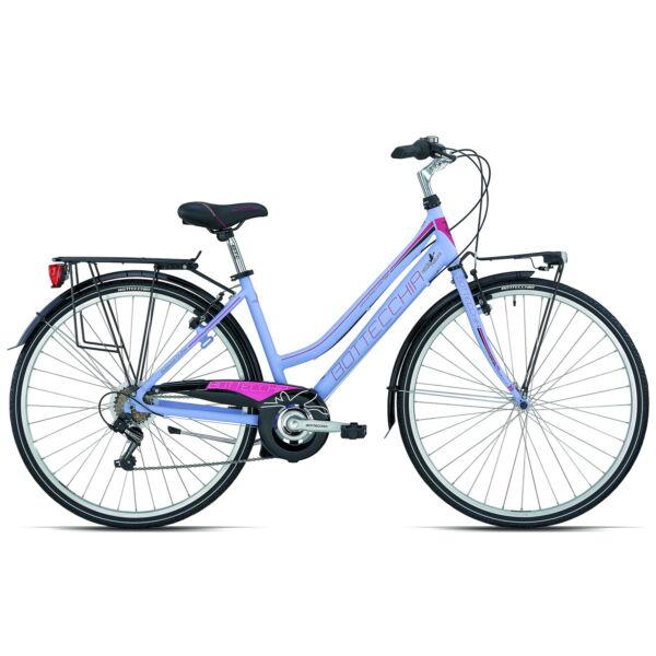 """TRK 28"""" ALU 6V TY 21  DOUBLE TUBES 2020 Bottecchia 200 LADY Városi kerékpár"""