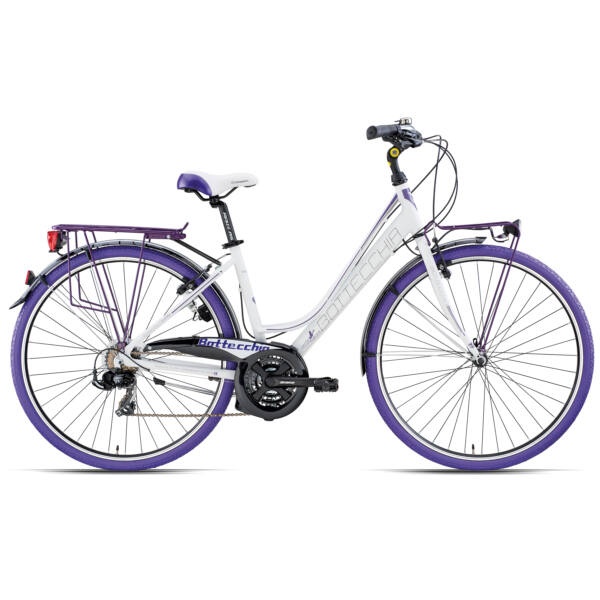"TRK 28"" ALU 21V FRONT SUSPENSION TY500  RONDINE 2020 Bottecchia 223 LADY  City   kerékpár"