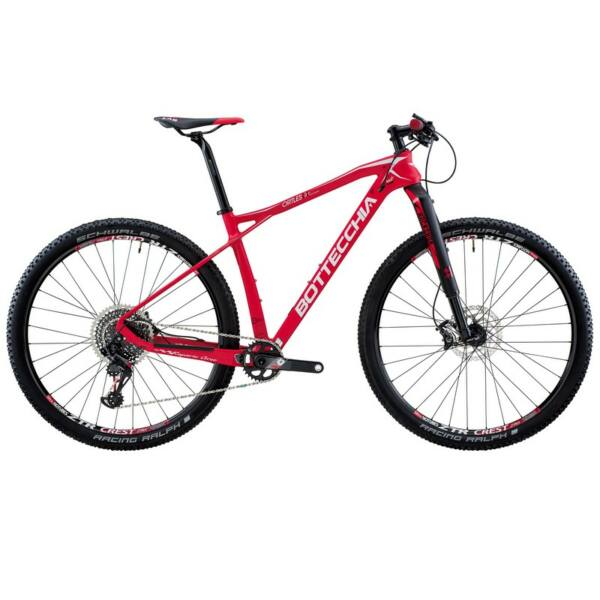 "MTB Carbon 29"" FRONT SHIMANO XT 12s 2020 Bottecchia 83Q ORTLES 297+ XT  MTB kerékpár"
