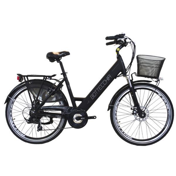 """E-CITY 26""""X1,75 Alu LI-ION 36s-10AH integrated 7s 2020 Bottecchia BE15 LADY Elektromos kerékpár"""