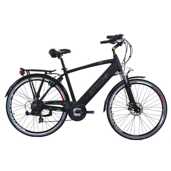 "E-BIKE TRK 28"" MAN ALU 7V LI-ION 36V-10AH integrated"