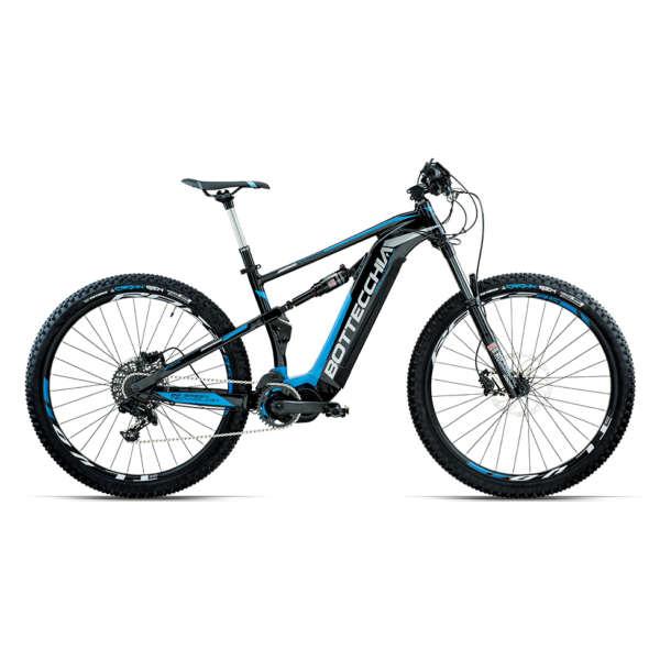 "Bottecchia BE61 PROTON E-FULL SUSP. 27,5"" összeteleszkópos, elektromos mountain bike"