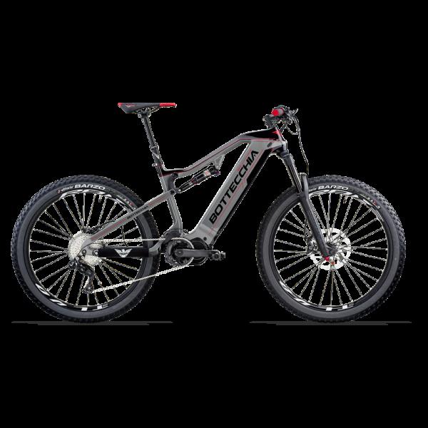 """Bottecchia BE80 QUASAR 27,5"""" Carbon  összteleszkópos, elektromos mountain bike"""