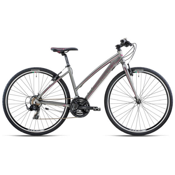 LITE CROSS 28'' Alu FRONT TY500 21s - LADY 2019 Bottecchia 311 LADY* Lite cross kerékpár