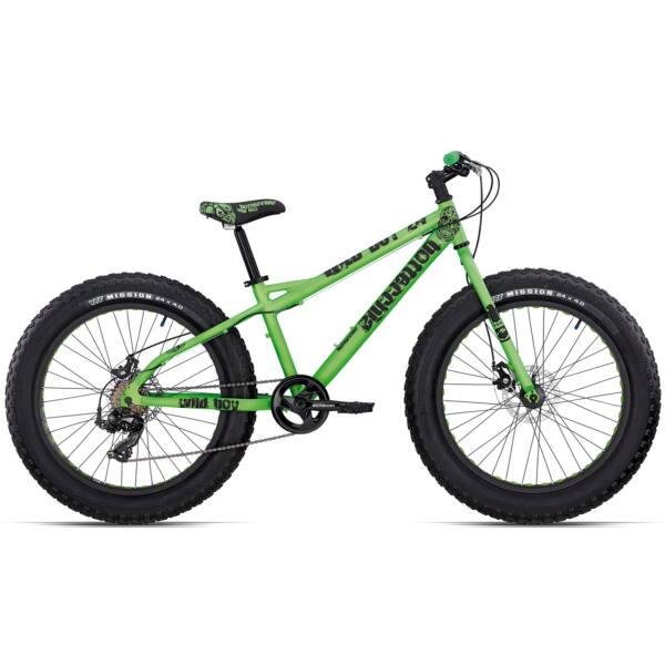 "FAT WILD BOY 24"" ALU 7sp"