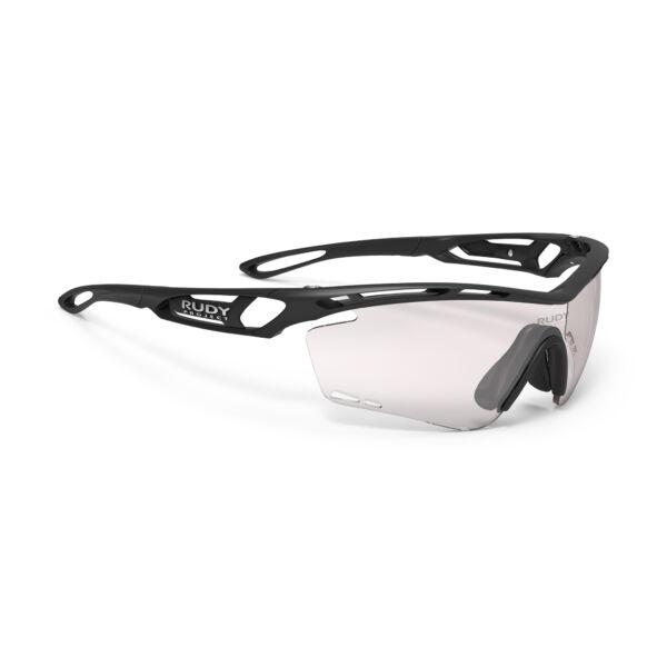 TRALYX BLACK/IMPACTX2 PHOTOCHROMIC LASER RED kerékpáros szemüveg