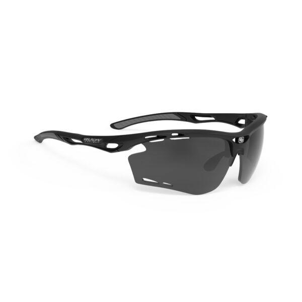 PROPULSE BLACK/SMOKE kerékpáros szemüveg
