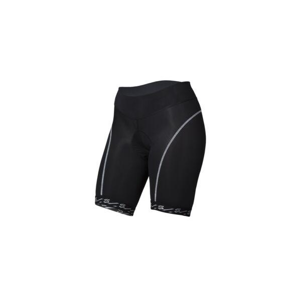 Spiuk nyári kerékpáros nadrág INDOOR WMN - női, fekete