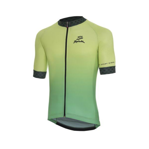Spiuk nyári kerékpáros mez EDITION, zöld