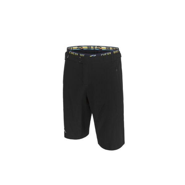 Spiuk nyári kerékpáros nadrág URBAN, fekete