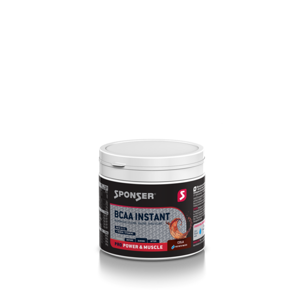 Sponser BCAA Instant aminosav 200g több ízben