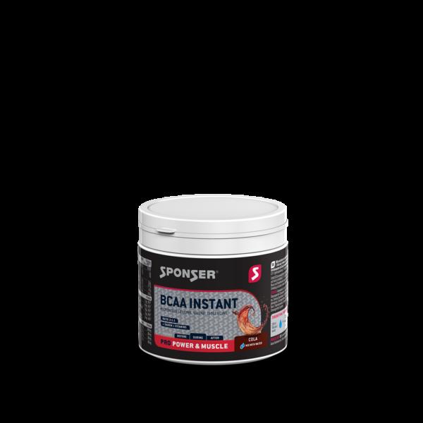 Sponser BCAA Instant aminosav, 200g, több ízben