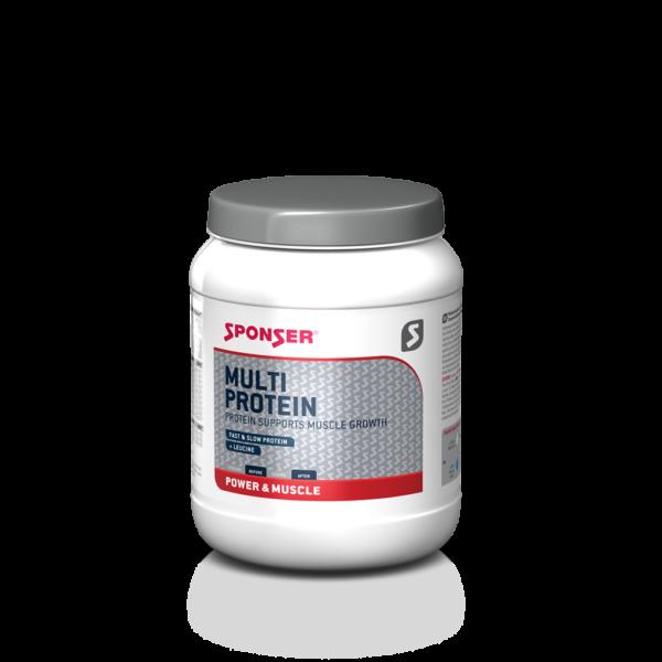 Sponser Multi Protein fehérjepor, 425g, több ízben