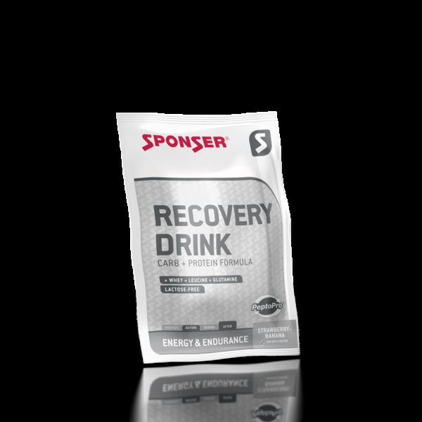 Sponser Recovery Drink regeneráló ital, 60g